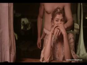 Rosamund pike topless